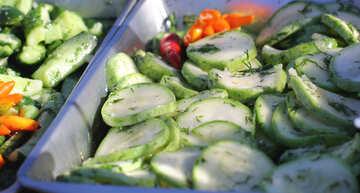 Pickled vegetables №47489