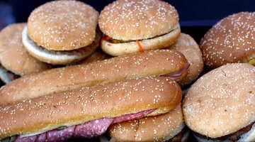 Sandwiches №47442