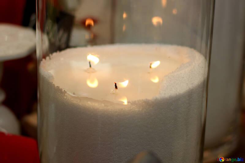 Big candles №47057
