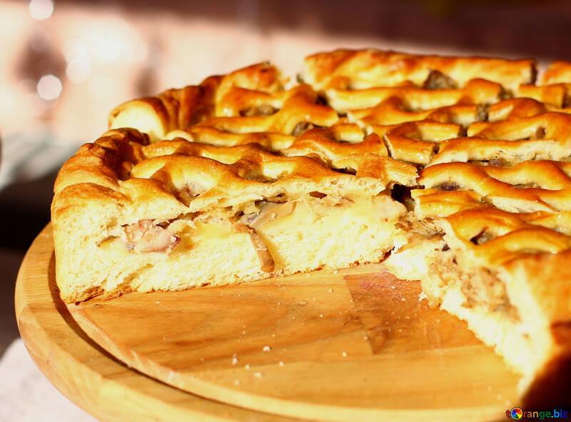 Hausgemachte Kuchen №47552