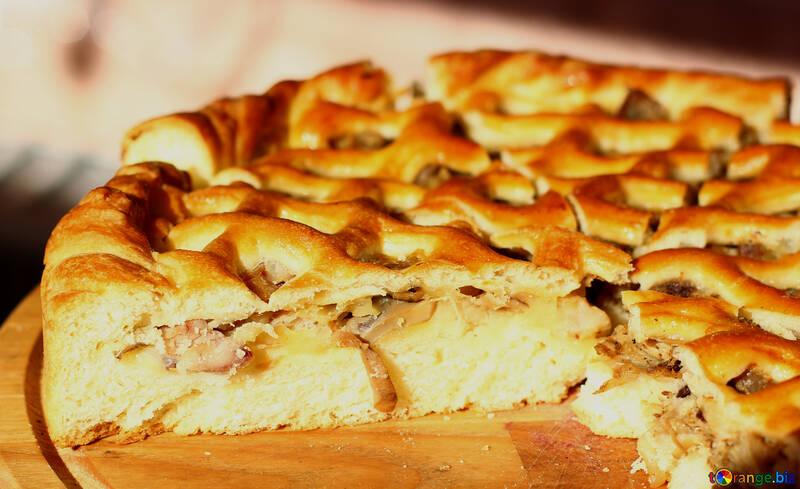 Homemade pie №47553