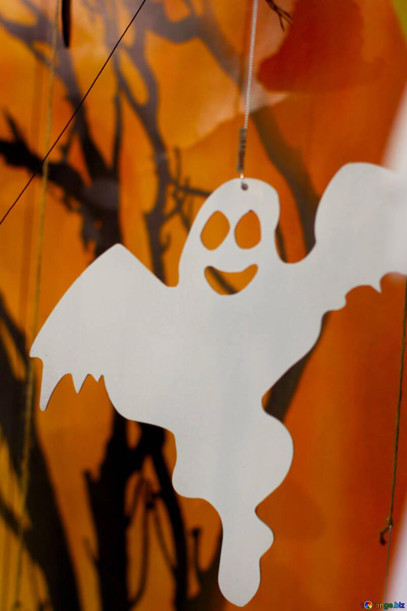 Ghost on Halloween №47260