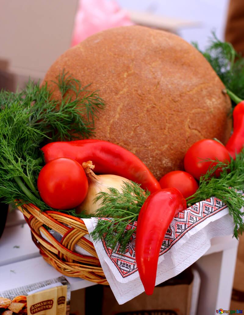 Украинский хлеб №47356