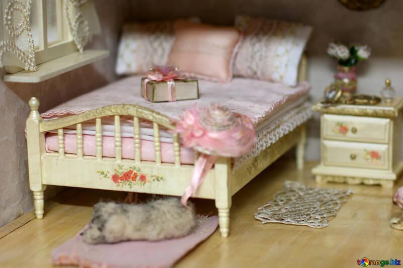Interior dollhouse №47064