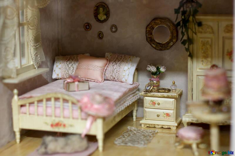 Casa de muñecas interior №47065