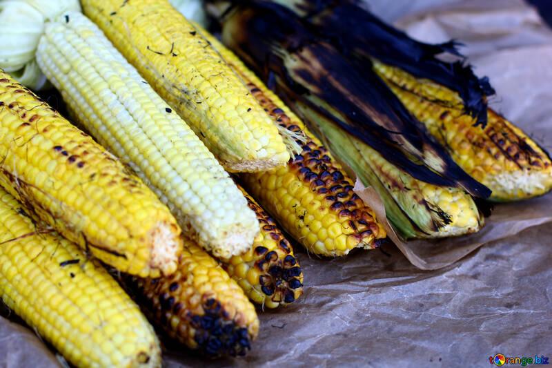 Кукуруза гриль №47485