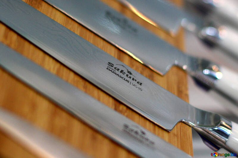 knives set of kitchen knives weapons 47194