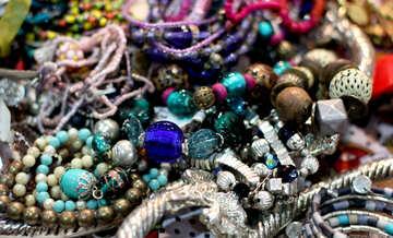 Color bracelets №48715
