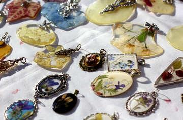 Handmade Jewelry №48340