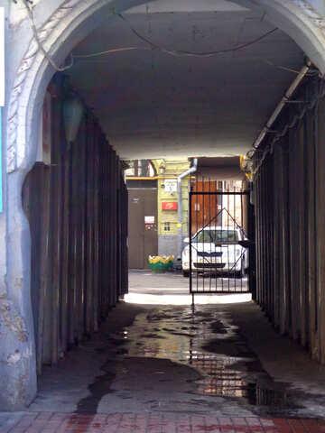 Arco nel cortile №48500