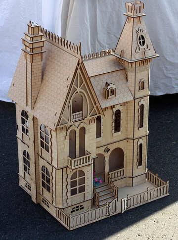 Dolls house №48325