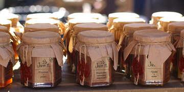 Farm Marmelade aus Beeren №48397