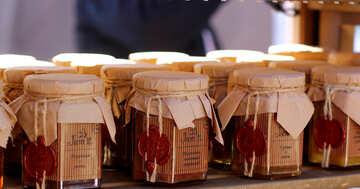 Farm jam from berries №48398