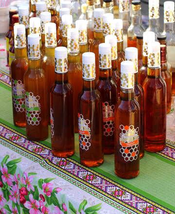 Drinking honey №48373