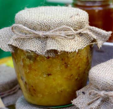 Homemade organic honey №48409