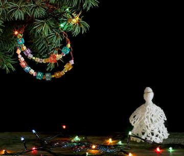 Christmas angel №48018