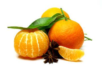 The aroma of Mandarin №48206