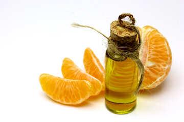 Tangerine oil №48214