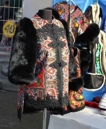 Ukrainian coat №48292