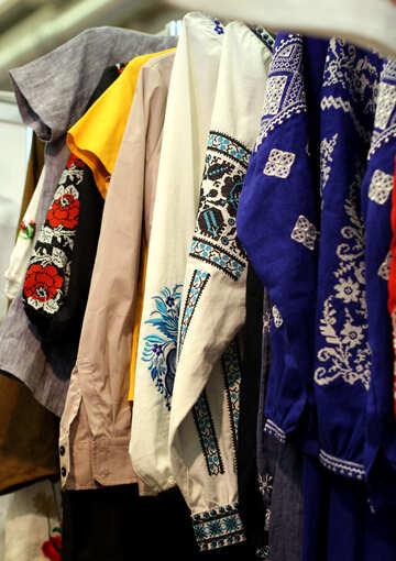 Fashionable Ukrainian clothes №48913