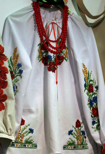 Ukrainian festive clothing №48837