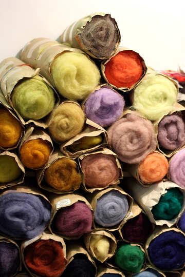 Wool for felting №48992