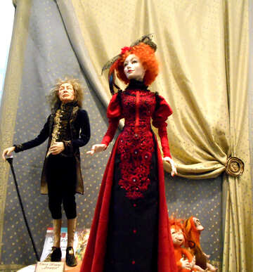 Dolls in the old style №48546