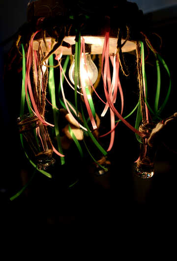 Author chandelier №48621