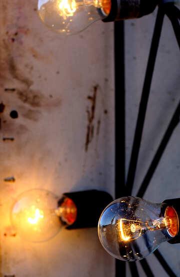 Incandescent light №48317