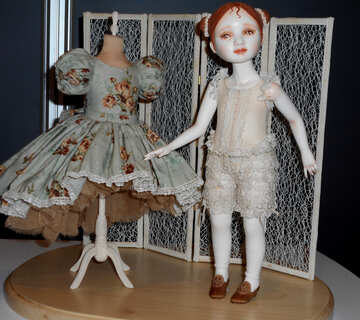 Doll clothes №48545