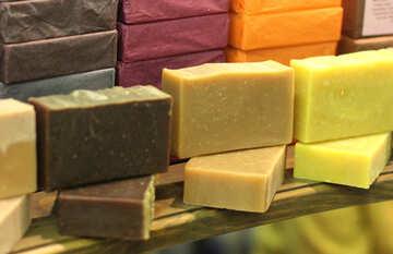 Handmade soap №48989