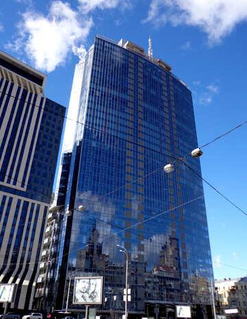Skyscraper in Kiev №48518