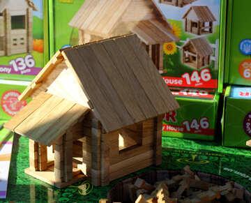 Children`s designer wood №48330
