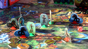 Bambini Board Game №48360