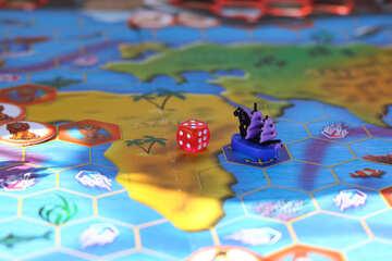 Tavola da bambino gioco Sea Battle №48364