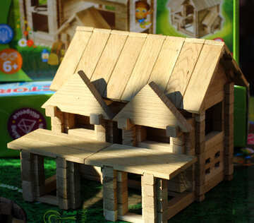 Children`s designer wood №48331