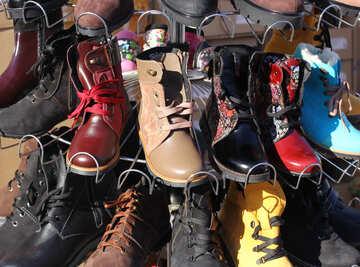 Shoe trade №48298