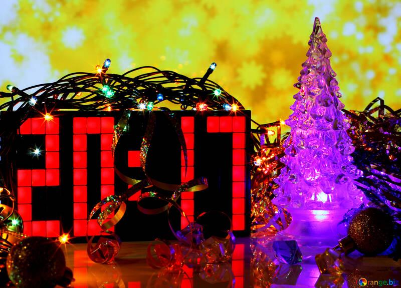 Новогодние открытки картинки и игрушки