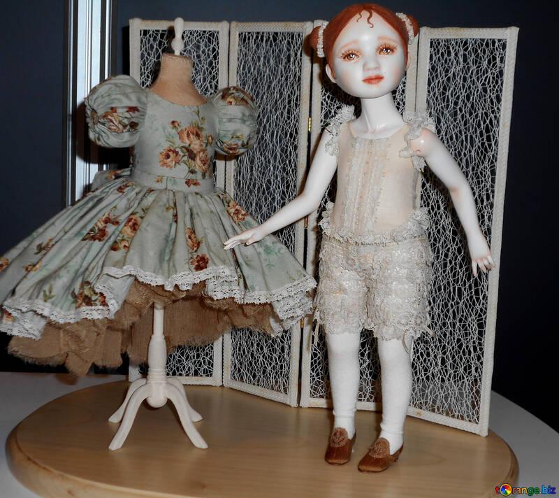 Ropa de la muñeca №48545