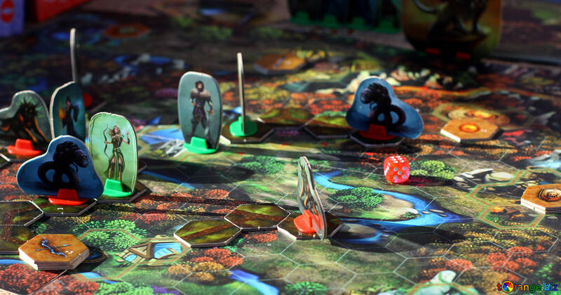 Children`s Board Game №48358