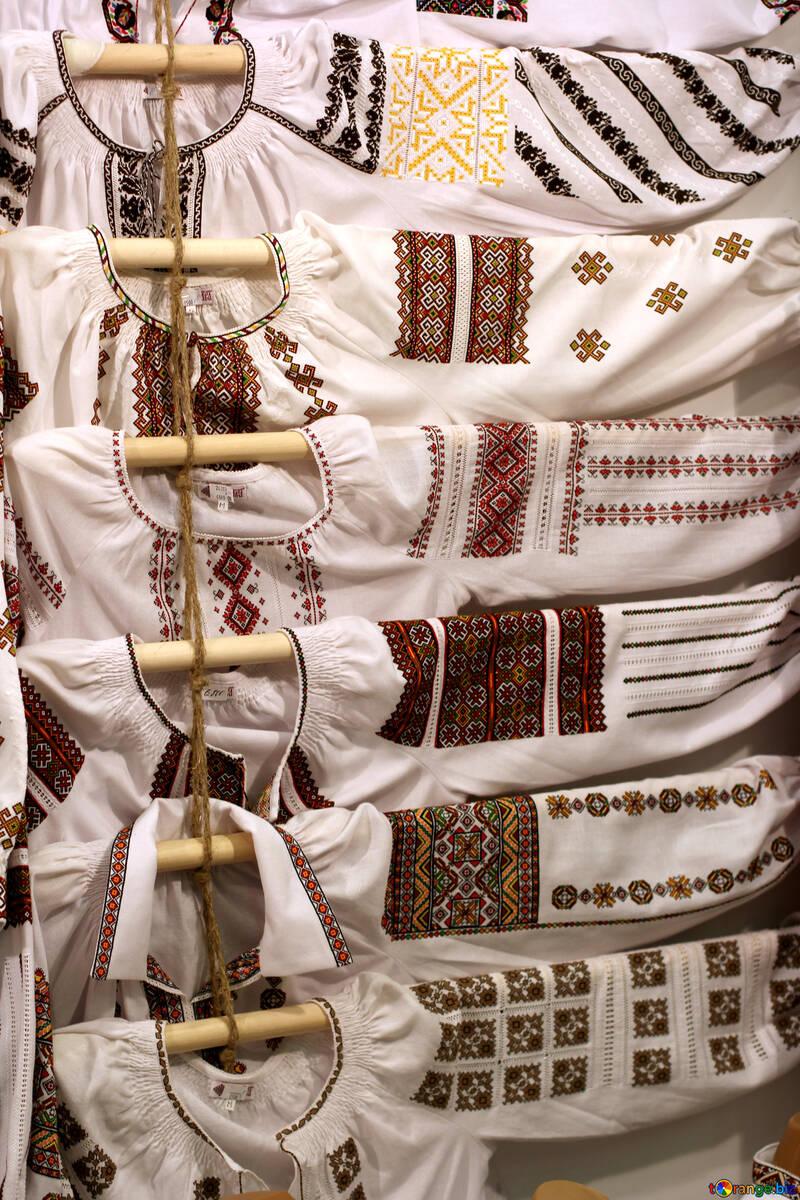 Ukrainian embroidery №48875