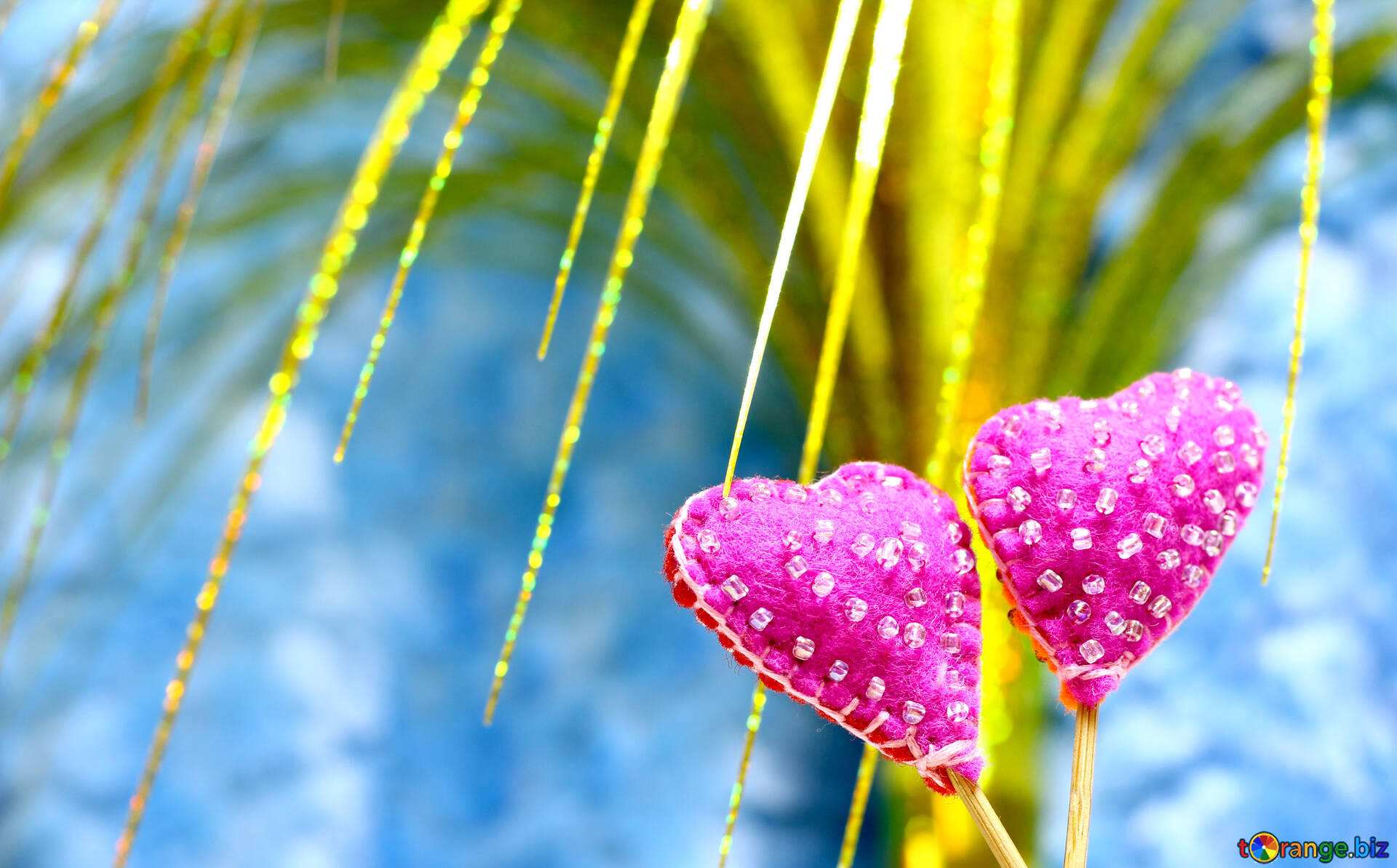 Дождь сердечек картинки