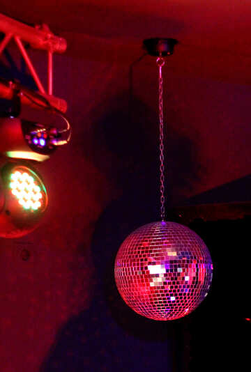 a disco ball №49299