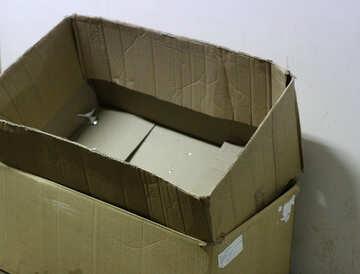 Carton boxes №49498