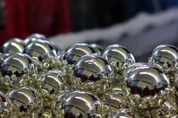 Заготовки ёлочных шаров №49474