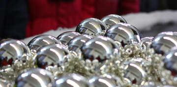 Изготовление ёлочных шаров №49473