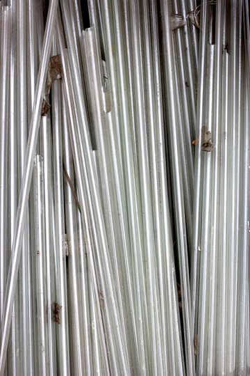 Трубки из стекла для выдувания елочных шаров №49438