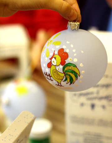 Рождественские украшения №49410