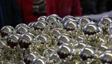 Рождественские украшения производство №49477