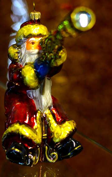 Звездочёт елочное украшение для Рождества №49534